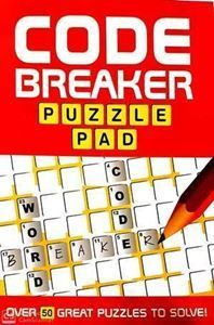 Picture of Code Breaker Puzzle Pad