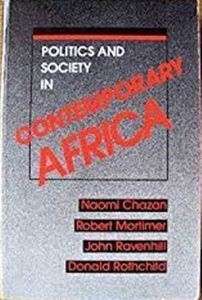 Picture of Politics and Society in Contemporary Africa