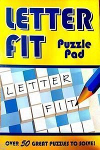 Picture of Letter Fit Puzzle Pad