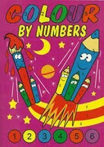 Picture of Colour by Numbers