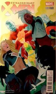 Picture of Extraordinary Xmen #002 Variant Edition