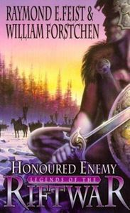 Picture of Honoured Enemy - Legends of the Rift War