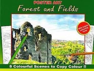 Picture of Poster Art - Forest and Field
