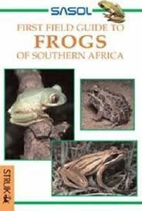 Picture of First Field Guide to Frogs of Southern Africa