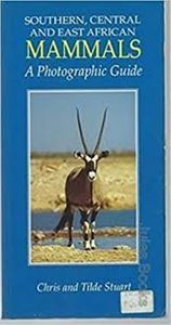 Picture of Southern, Central and East African Mammals - A Photographic Guide