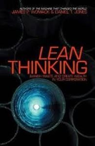 Picture of Lean Thinking