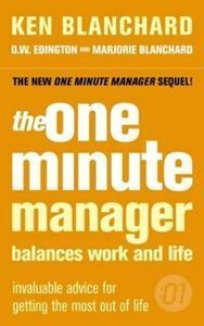 Picture of The One Minute Manager - Balances work and life