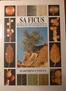 Picture of SA Ficus - Identification Guide for Wild Figs in S.A.