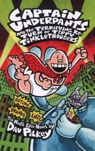 Picture of Captain Underpants and the Terrifying Return of Tippy Tinkletrousers