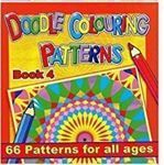 Picture of Doodle Colouring Patterns - Book 4