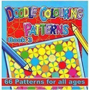 Picture of Doodle Colouring Patterns - Book 3