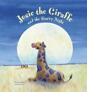 Picture of Josie the Giraffe and the Starry Night