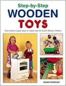 Picture of Step-by-Step Wooden Toys