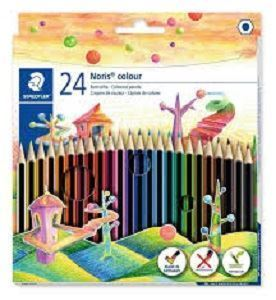Picture of Staedtler Colour Pencils 24 pack