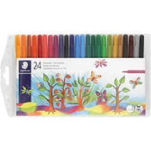 Picture of Staedtler Fibre-tip pens 24-pack