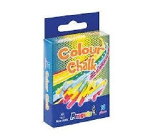 Picture of Penguin Colour Chalk (12 pieces)