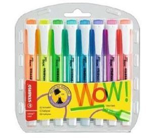 Picture of Stabilo Swing Cool Highlighter pack of 8