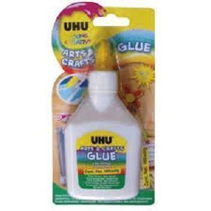 Picture of UHU Arts & Crafts Glue Bottle 100ml