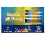 Picture of Penguin Oil Pastels box of 12