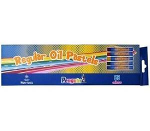 Picture of Penguin Oil Pastels box of 25