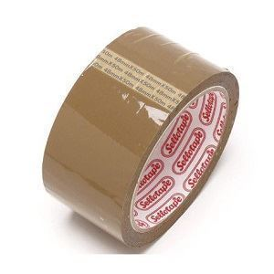Picture of Sellotape Packaging Buff Tape (48mmx50m)