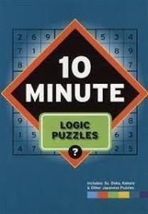 Picture of 10 Minute Logic Puzzles