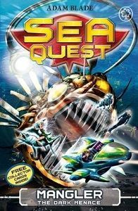 Picture of Sea Quest - Mangler the Dark Menace