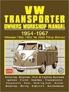 Picture of VW Transporter Owners Workshop Manual
