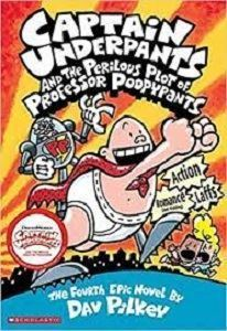 Picture of Captain Underpants and the Perilous Plot of Professor Poopypants