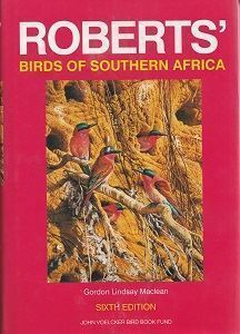 Picture of Roberts' Birds of Southern Africa - 6th Edition