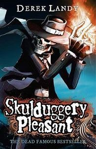 Picture of Skulduggery Pleasant