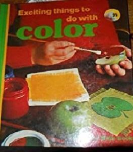 Picture of Exciting things to do with Colour