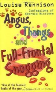 Picture of Angus, Thongs and Full-Frontal Snogging