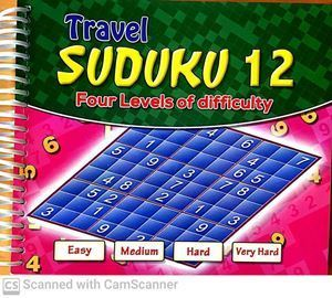 Picture of Travel Sudoku 12