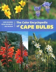 Picture of The Color Encyclopedia of Cape Bulbs