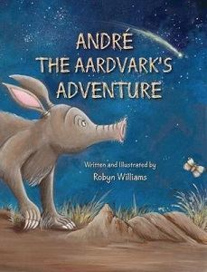 Picture of Andre the Aardvark's Adventure