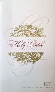 Picture of The Holy Bible - New Testament