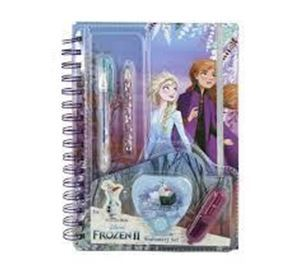 Picture of Frozen 2 -  Notebook Stationery Set