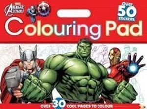 Picture of Marvel - Avengers Assemble - Colouring Pad