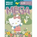 Picture of Hello Kitty Mega Colouring Book