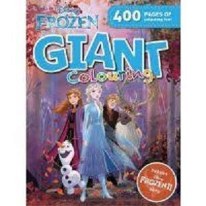 Picture of Disney Frozen-Giant Colouring Book