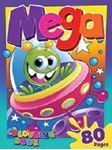 Picture of Mega Colouring Book