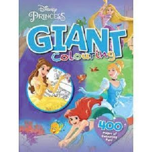 Picture of Disney Princess-Giant Colouring Book