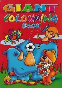 Picture of Giant Colouring Book