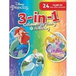 Picture of Disney Princess 3-in-1 Colour, Story & Activity