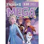 Picture of Disney Frozen-Mega Colouring Book