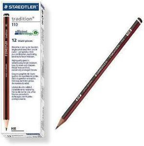 Picture of Staedtler Tradition HB Pencils - 12pack