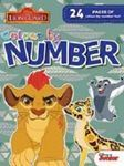 Picture of Disney - The Lion Guard Colour by Number