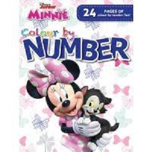 Picture of Disney - Minnie Colour by Number