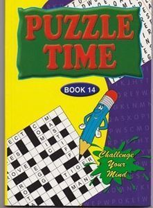 Picture of Puzzle Time-Book 14